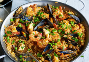 paella photo